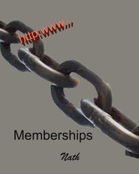 Nath's Memberships and Links